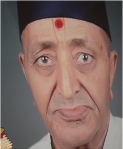 Late. Mr. Champaklal Shah